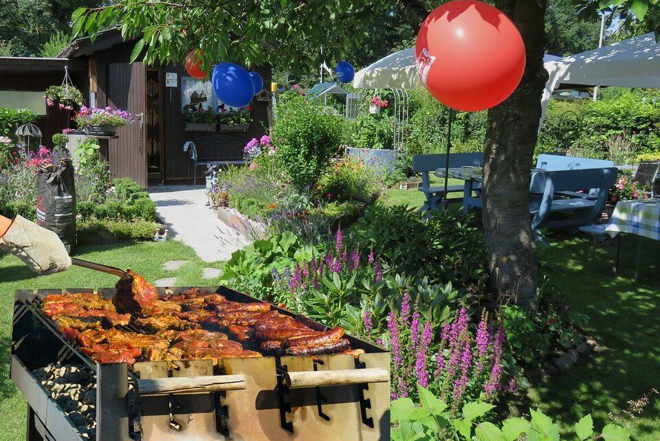 Barbecue BBQ weerbericht Feestje