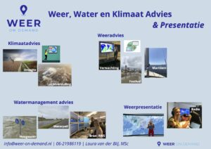Flyer Weer on Demand